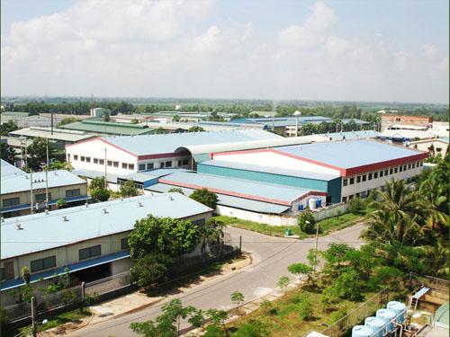 PCCC nhà xưởng Công ty Nhôm-Inox Kim Hằng