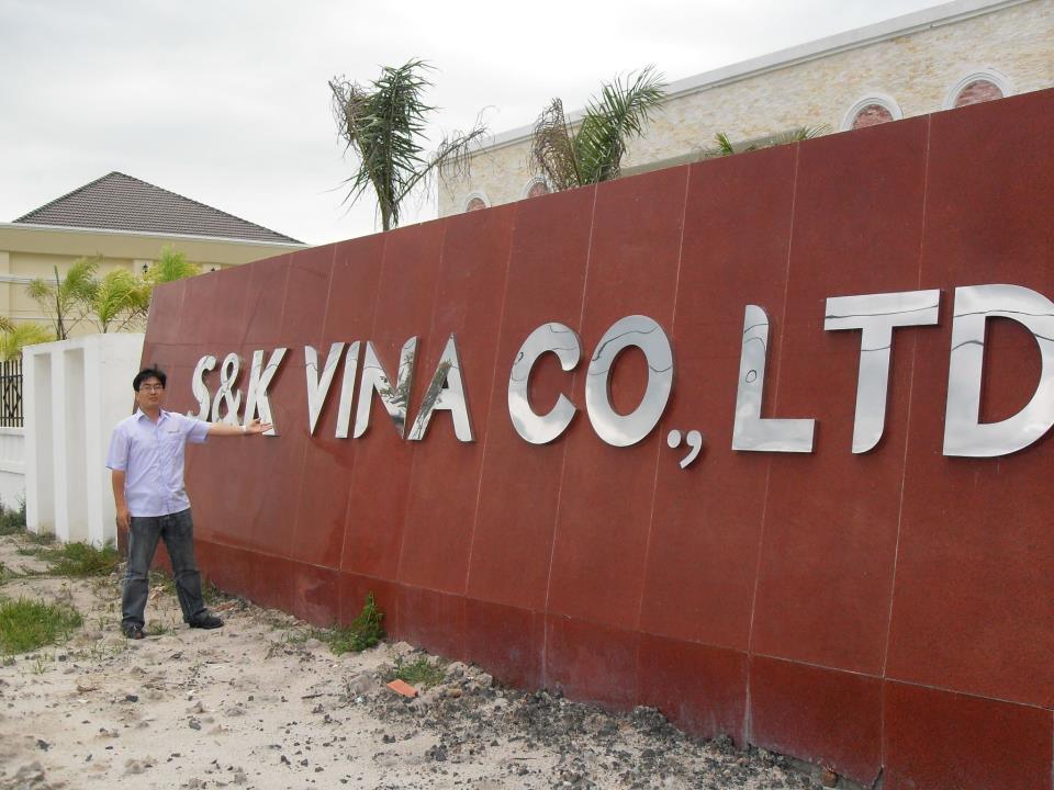 PCCC Nhà xưởng Cty S & K Vina TNHH Bao Bì Cao Cấp
