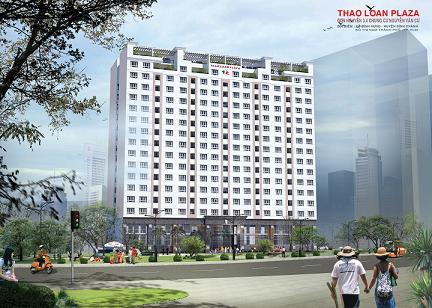 PCCC Chung cư cao cấp Thảo Loan Trung Sơn