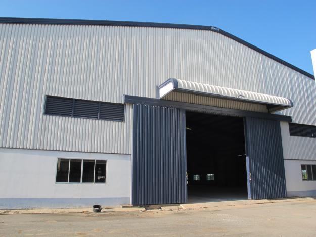 PCCC Nhà xưởng kho hàng, kho chứa hàng ở Tân Uyên, Bình Dương