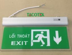 Đèn Exit thoát hiểm khẩn cấp The Exit Light EEXJ22Sc