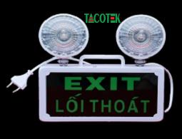 Đèn sự cố kết hợp Exit Lilang XF-ZFZD-E3WB