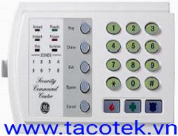 Bàn phím điều khiển và giám sát NX-108