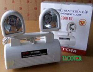 Đèn sự cố mắt ếch PCCC Kentom KT2200